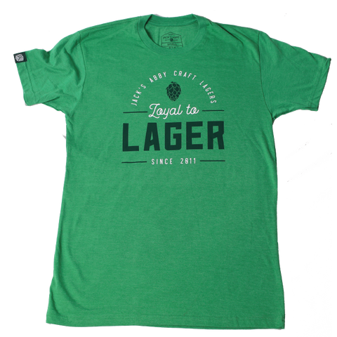 Men's Loyal to Lager T-Shirt