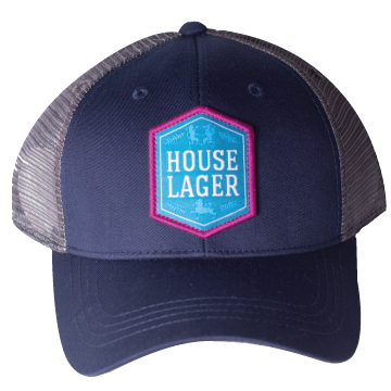 House Lager Shield Hat