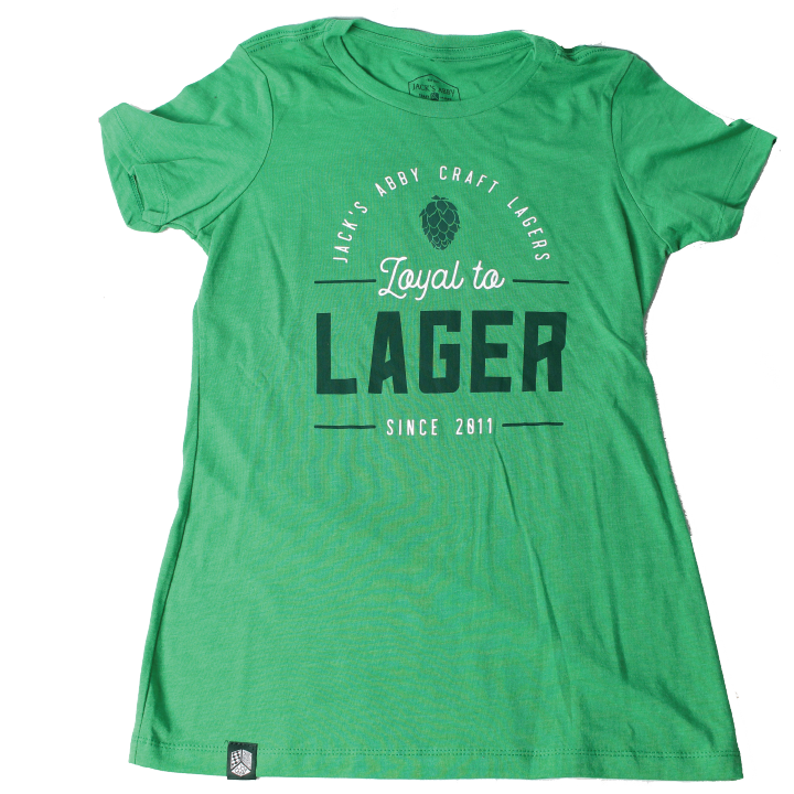 Women's Loyal to Lager T-Shirt