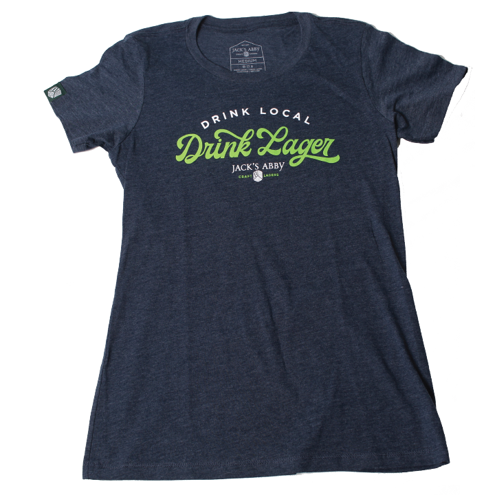 Men's Drink Local, Drink Lager T-Shirt