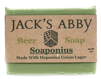 Jack's Abby Soaponuis Beer Soap