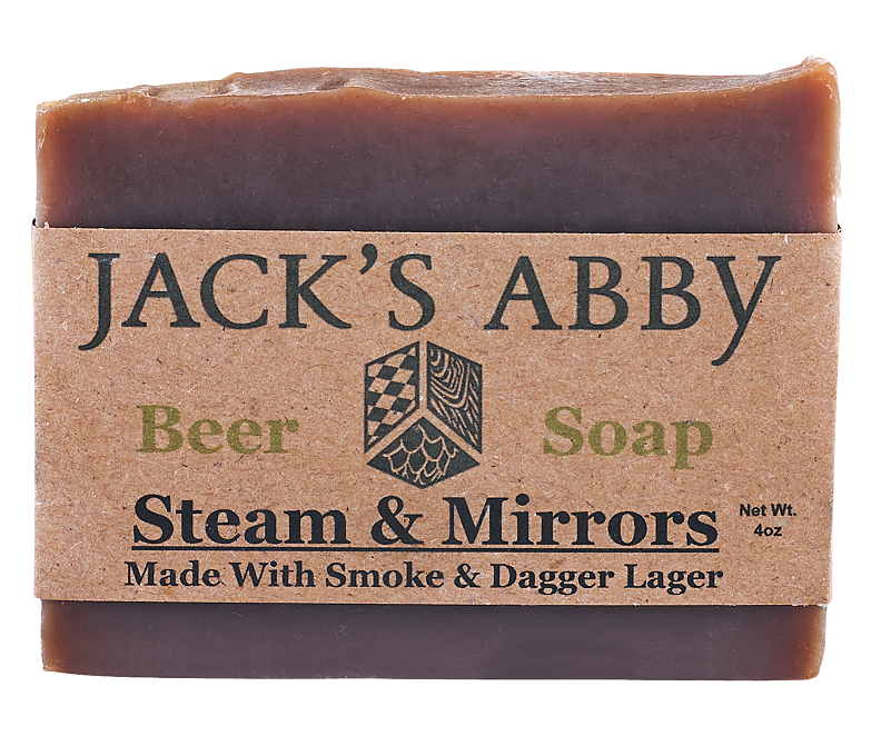 Jack's Abby Steam & Mirrors Beer Soap