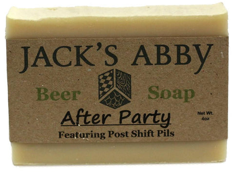 Jack's Abby After Party Beer Soap