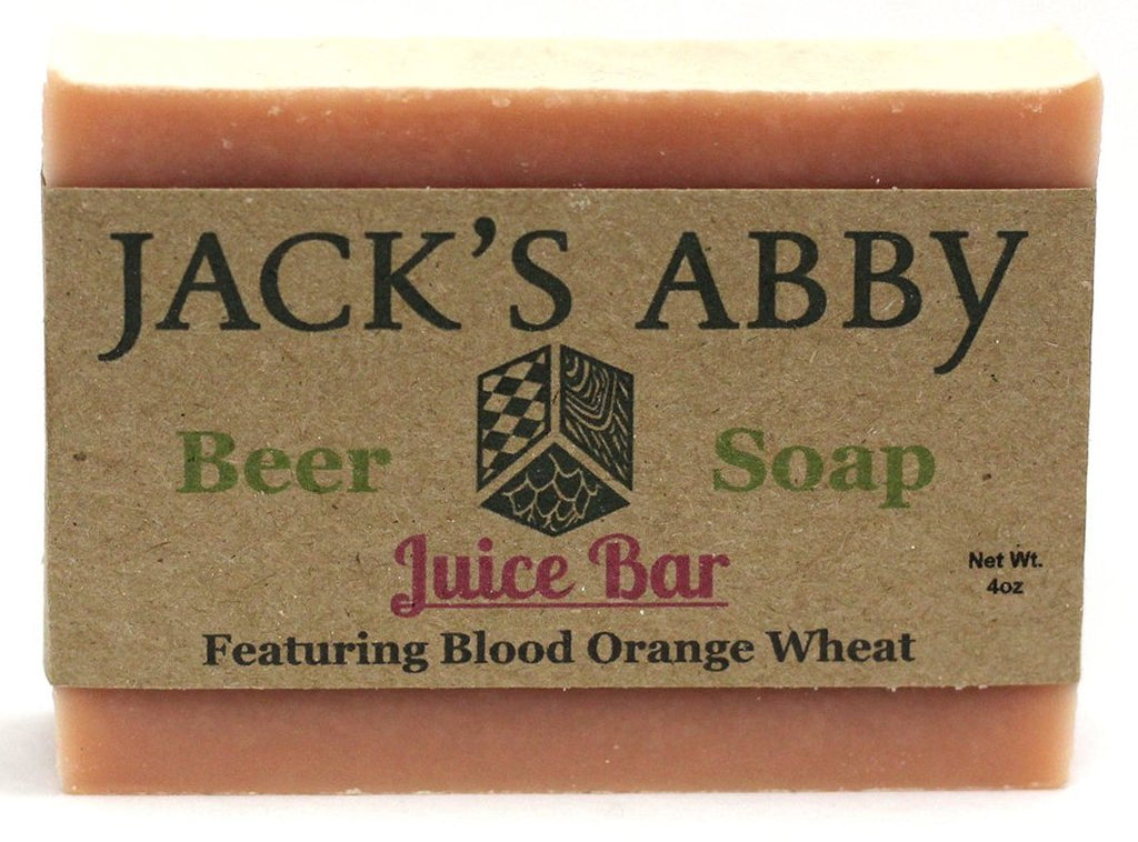 Jack's Abby Juice Bar Beer Soap