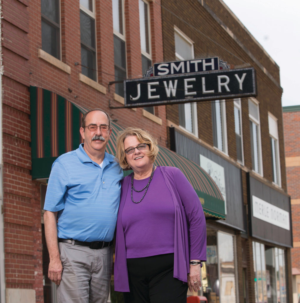 July Cover Story: Smith Jewelry History