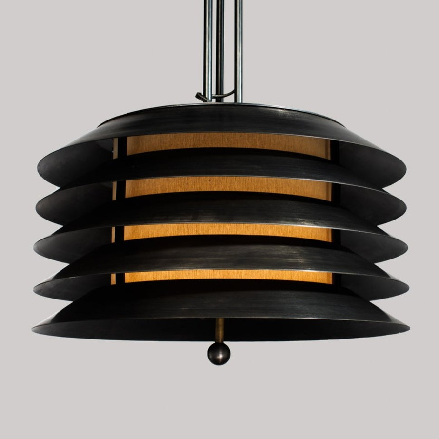 Louvered Pendant Config 305b