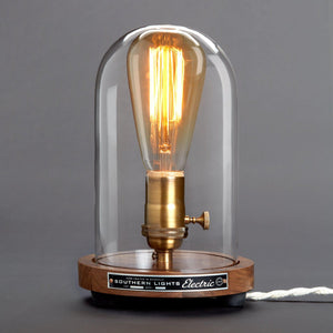 Bell Jar Table Lamp - Southern Lights Electric