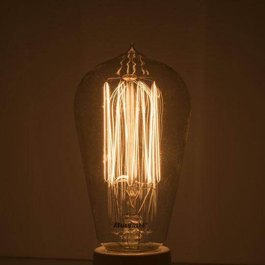 Edison Light Bulb - 40W