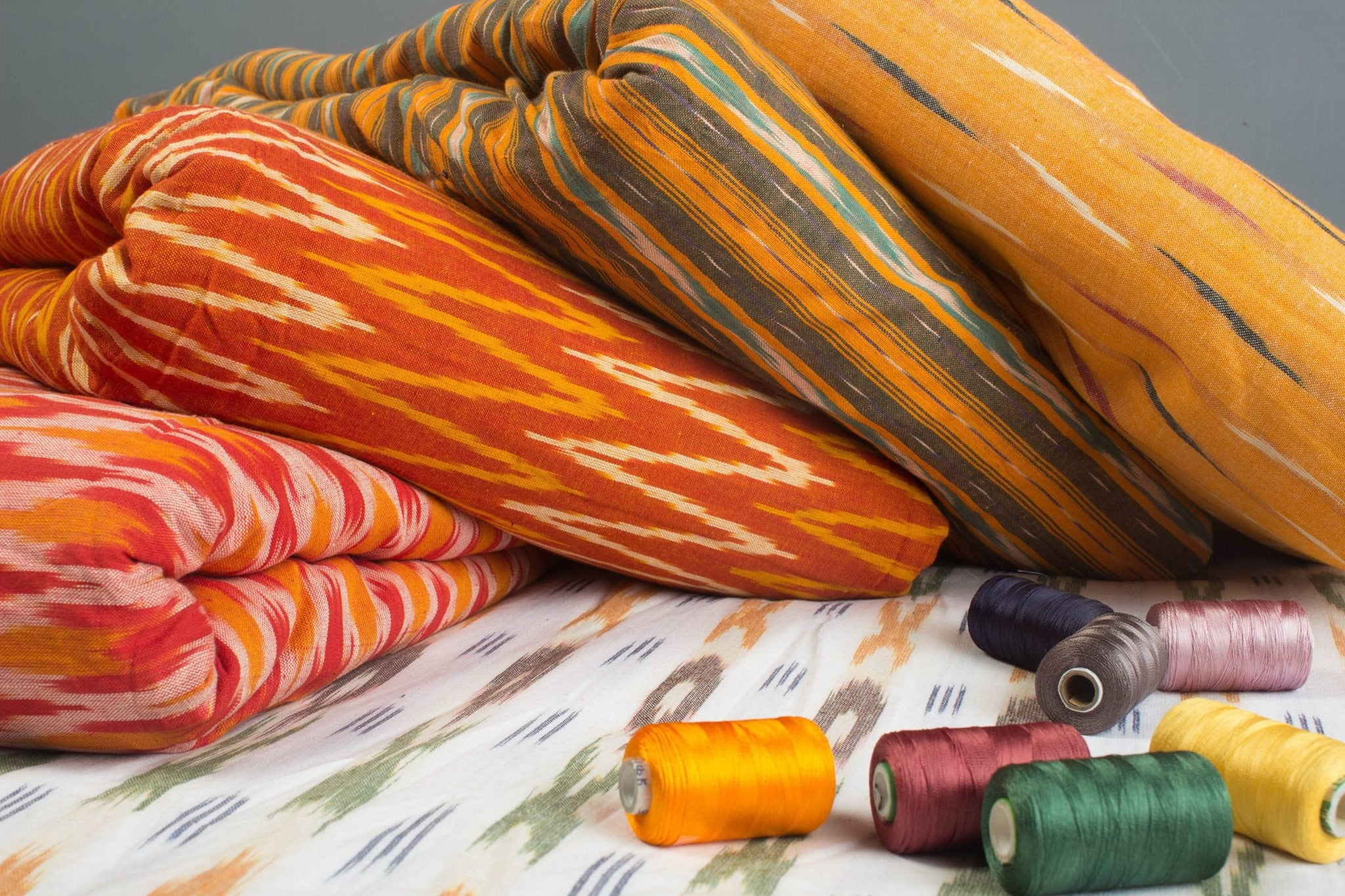 Ikat: Sewn to a Standard of Perfection