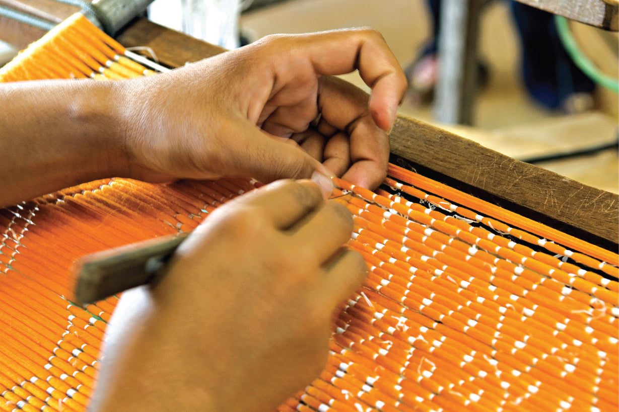 The Treasured Textile Craft of Sambalpur - Sambalpuri Ikat