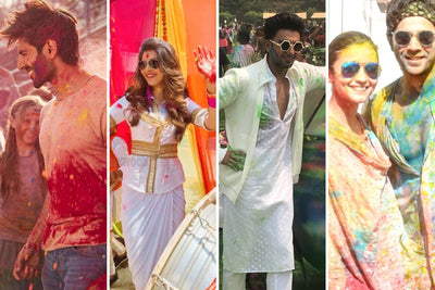 Catch all the Madness & Fashion Inspirations at Bollywood Holi Parties