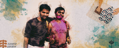 This Holi, celebrating those who bring colors to our lives