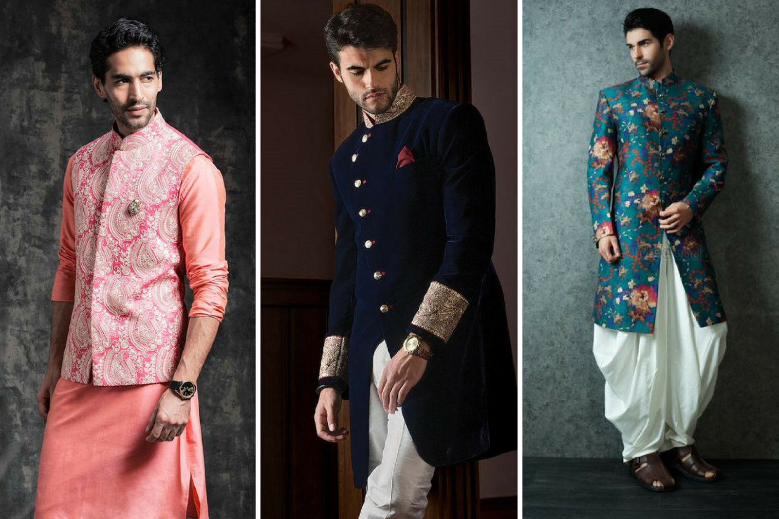 Men's Wedding Fashion Trends 2017-18