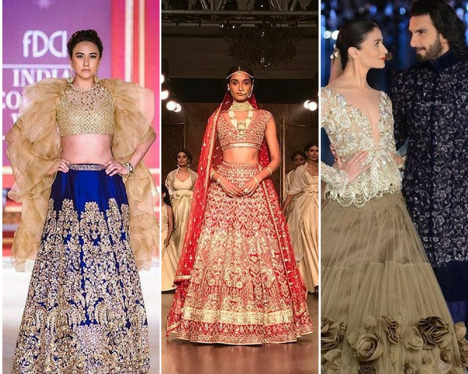 All You Need To Know About India Couture Week 2017