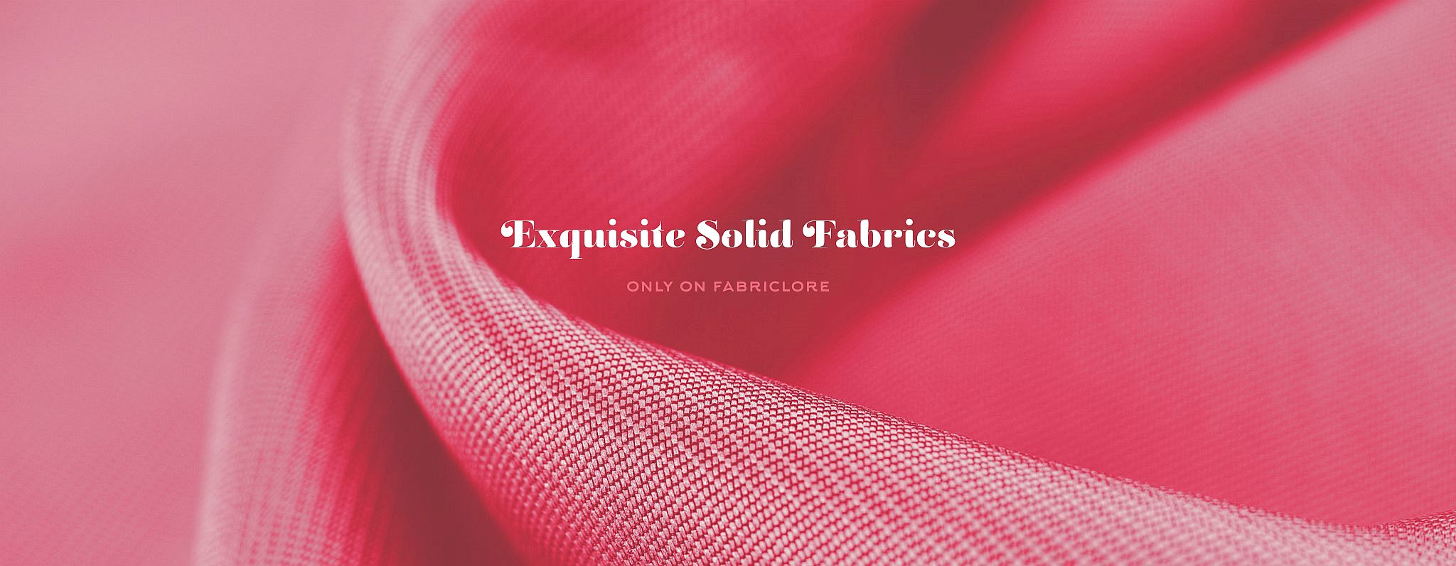 Solid Plain Fabric