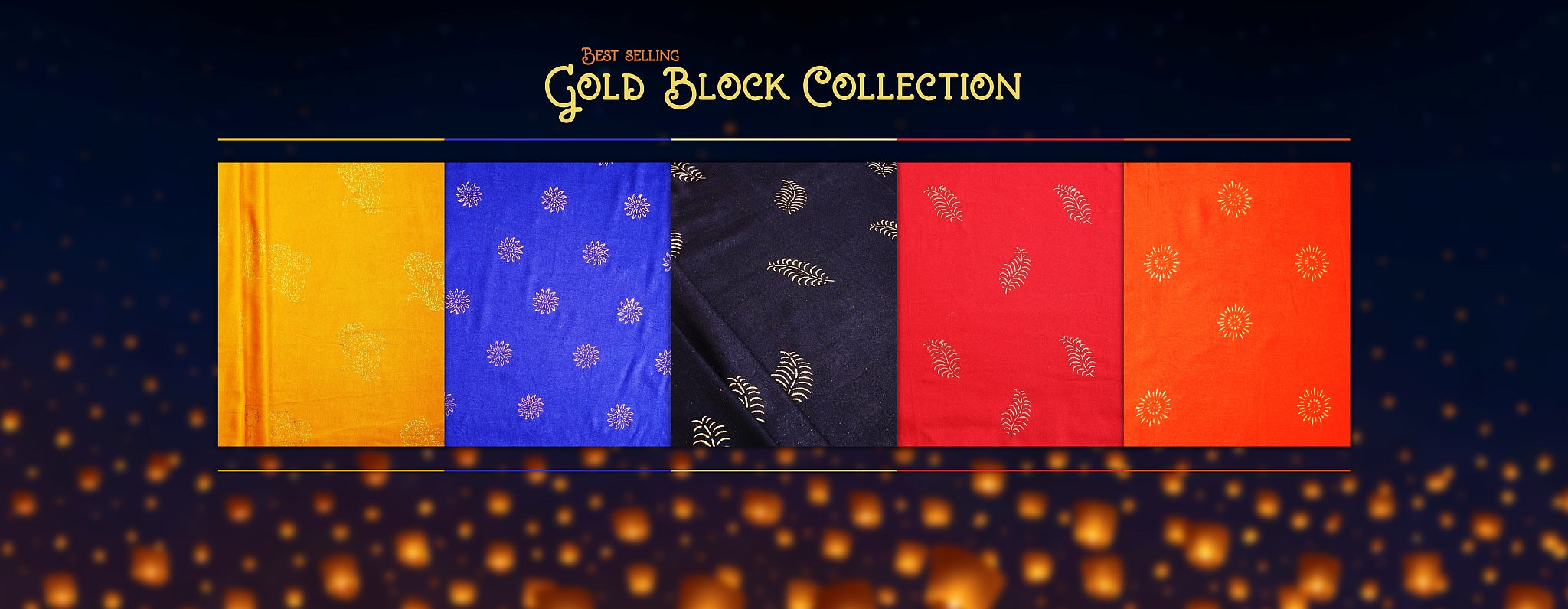 Gold Block Collection