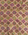 Beige & Purple Traditional Banarasi Brocade Silk Fabric - Fabriclore.com