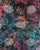 Multi-Color Tie & Dye Wax Batik Hand Block Cotton Fabric - Fabriclore.com