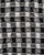 Black & White Woven Cotton Dobby Fabric - Fabriclore.com