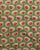 Green & Beige Leaf Kalamkari Cotton Fabric - Fabriclore.com