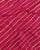 Fuchsia Screen Print Stripes Leheriya Cotton Fabric - Fabriclore.com