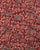 Red & Beige Paisley Screen Print Kalamkari Pattern Cotton Fabric - Fabriclore.com