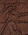 Brown & Red Ajrak Floral Natural Dye Modal Satin Fabric - Fabriclore.com