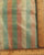 Orange & Gold Stripes Banarasi Zari Work Organza Tissue Fabric - Fabriclore.com