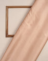 Rose Quartz Plain Heavy Satin Fabric