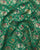 Green & Gold Animal Banarasi Taffeta Silk Fabric - Fabriclore.com