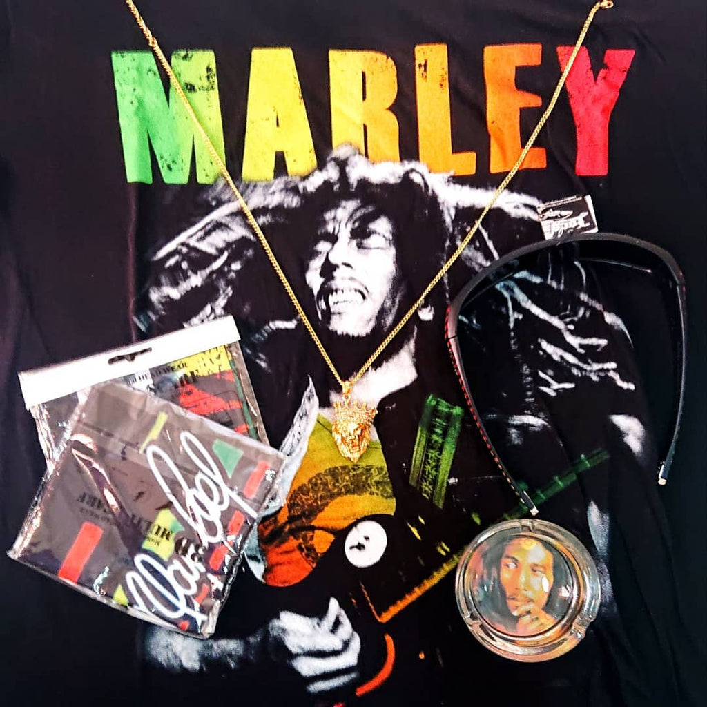 😱 GIVEAWAY ALERT ‼️ - Bob Marley and Rasta Gift package.
