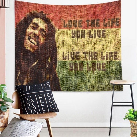 Bob Marley - The Life - JAQAR