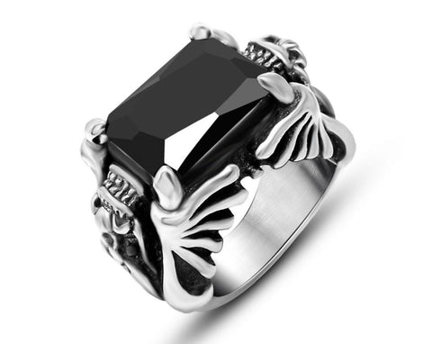 DOUBLE DRAGON Ring - JAQAR