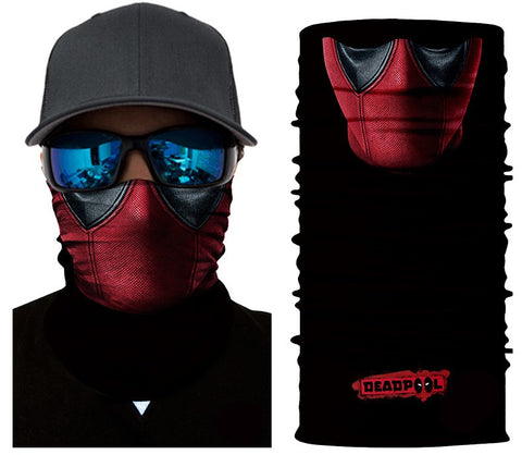 DEADPOOL Tube Bandanna - JAQAR