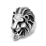 LION HEAD Ring - JAQAR
