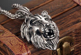 LION HEAD Necklace - JAQAR