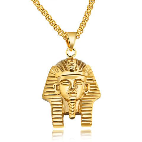 THE PHAROAH Necklace - JAQAR