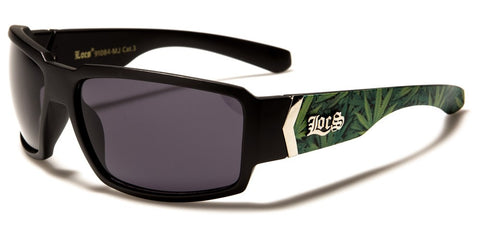 LOCS MJ PURE PRINT SUNGLASSES - JAQAR