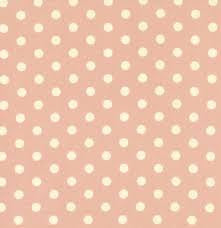Petal Sateen - Petal French Dots in Pink -