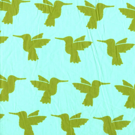 Hummingbird - Green -