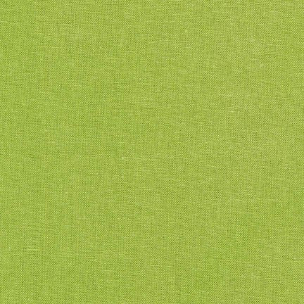 Brussels Washer in Lime - 3 yard minimum (B10)