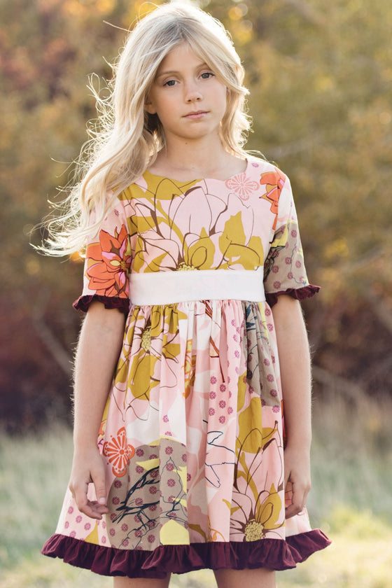 Tea Party dress - Fall 14 Sample - size 3