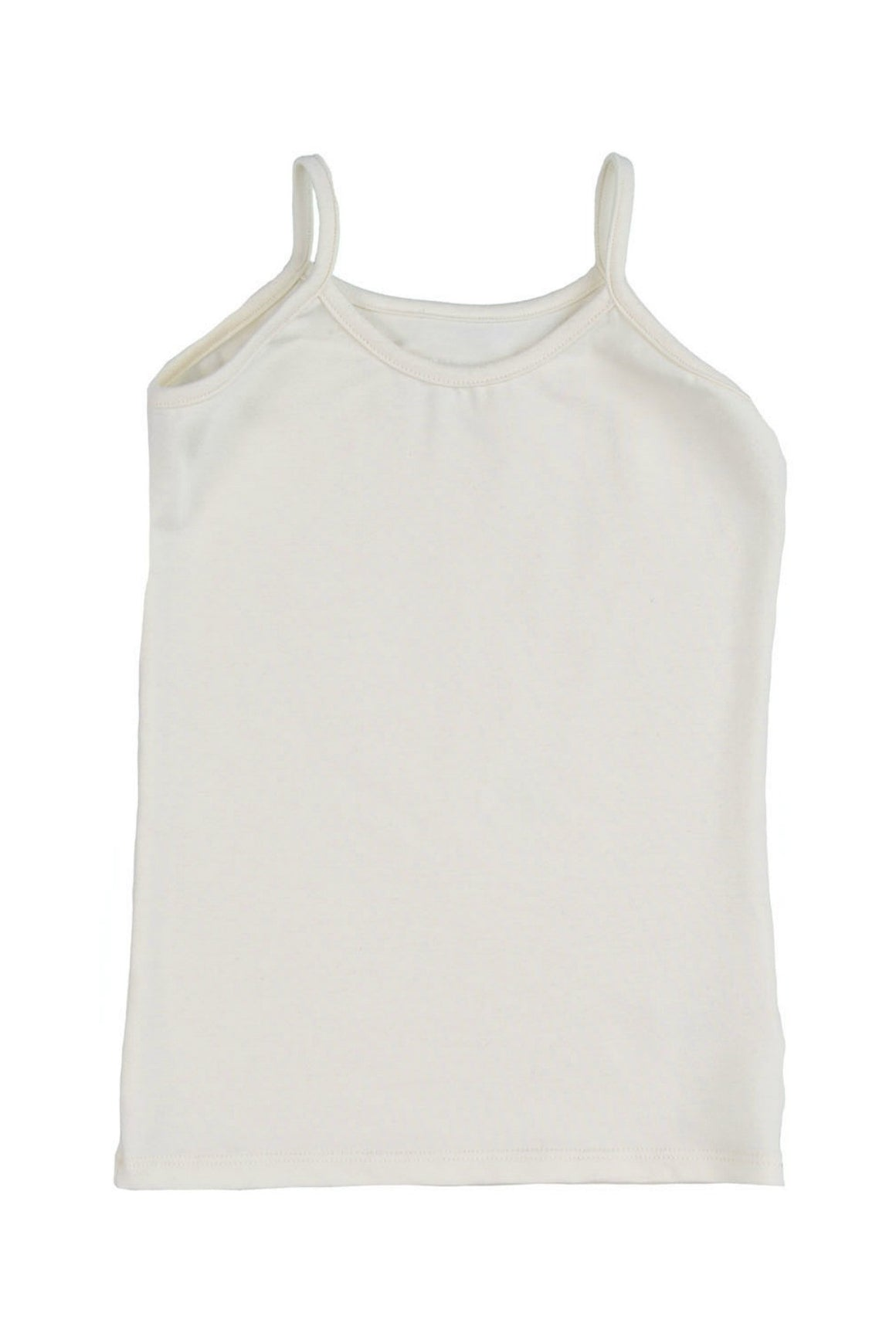 Basic Cami - Cream -Sample size 3