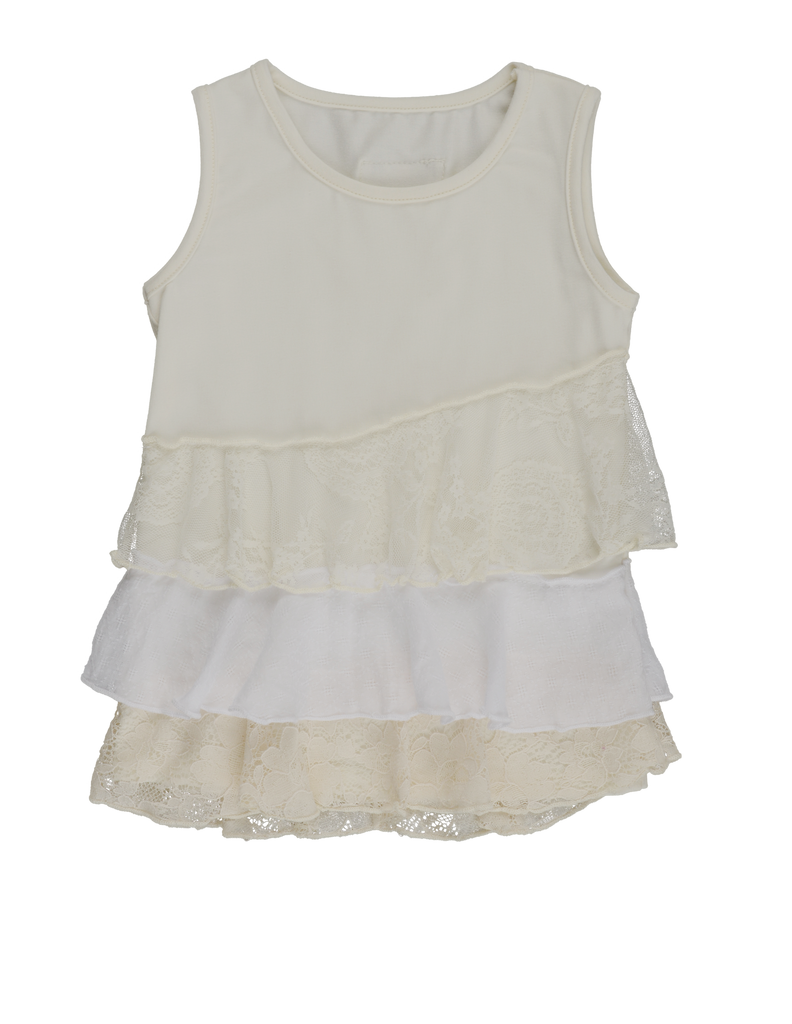 STARSHINE TOP-White