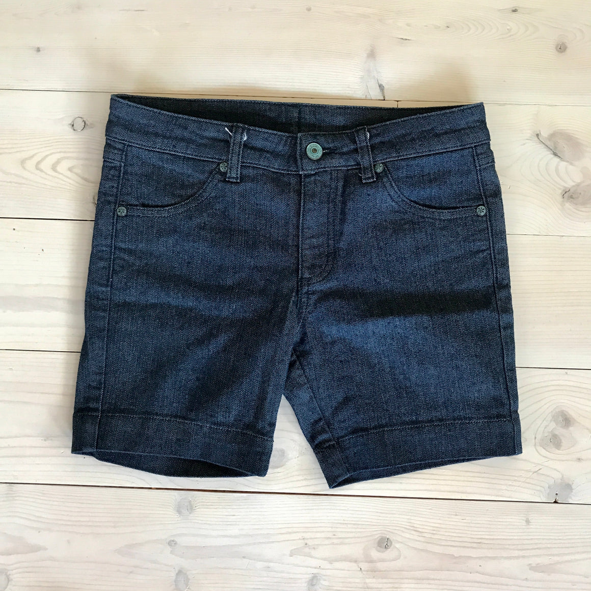 Denim Short - Spring 16 Sample - Size 14