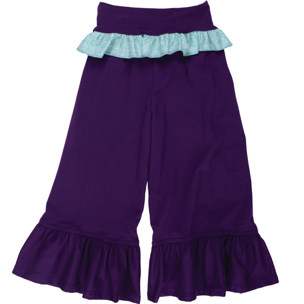 Belle Pant - Purple