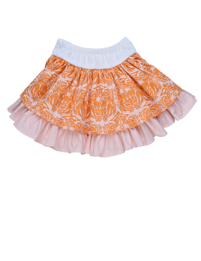 Lily Skirt Orange- Sample