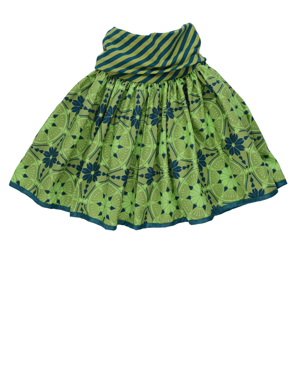 Tenley Skirt Green