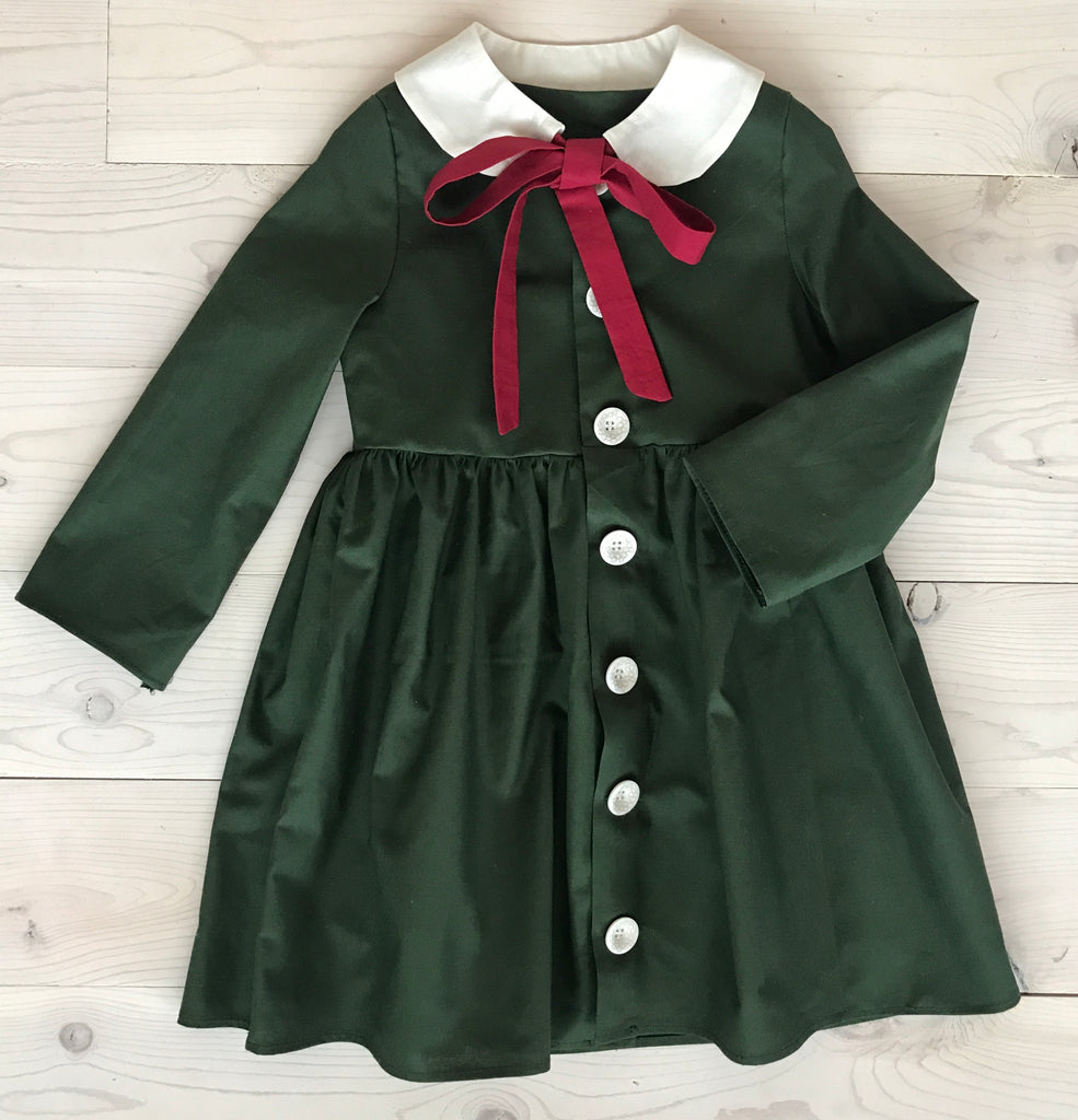 Frankie Dress - Green
