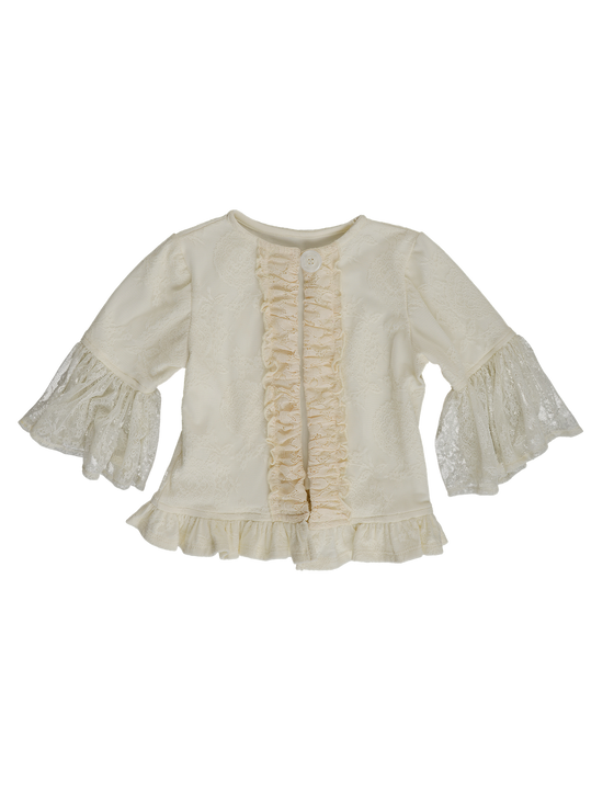 AVERY JACKET-Cream- size 2